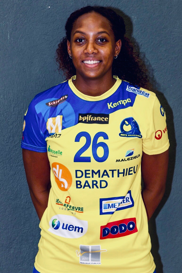Sharon NOOITMEER (photo : Metz Handball)