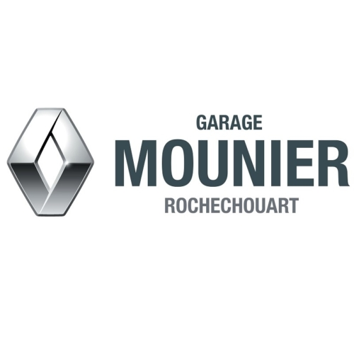 Logo Garage Mounier Simple